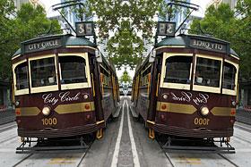 [City Circle Tram]