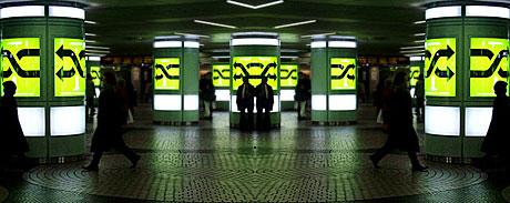 [Shinjuku station]